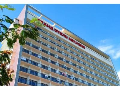 Гранд Отель «Абхазия, Гагра| Внешний вид