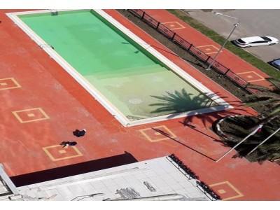 Гранд Отель «Абхазия, Гагра|бассейн