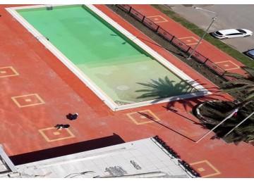 Открытый бассейн| Гранд Отель «Абхазия »| Республика Абхазия, Гагра