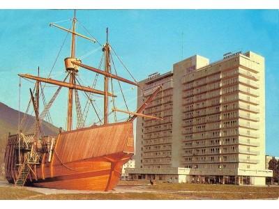 Гранд Отель «Абхазия, Гагра| Гостиницы в Советское время